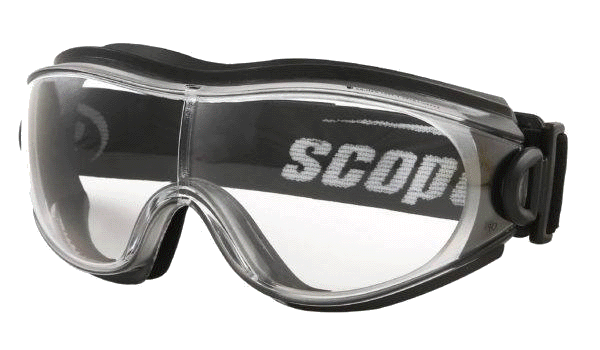 ultra lightweight goggle clear lens